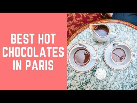 BEST HOT CHOCOLATES IN PARIS