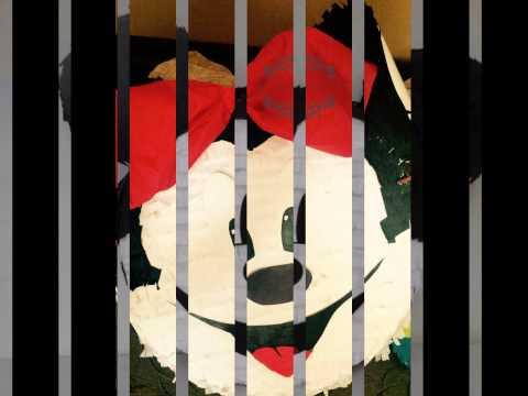 Pinata Minnie Mouse sau Pinata Mickey Mouse Constanta - 0762838354