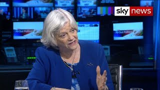 Widdecombe back and ready to tackle Brexit