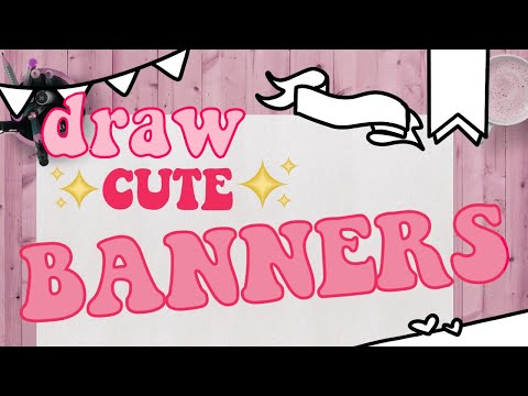 How to: Draw banners and frames