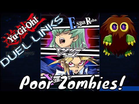 Yugioh Duel Links Season 2 Ep. 21 - Poor Zombies