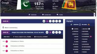 highlights Pakistan v Sri Lanka  World T20 2016 Warm-up Matche
