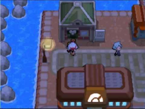 How to Get Hoenn Starter [Pokemon SoulSilver]
