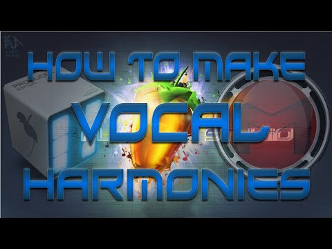 FL Studio Tutorial - Vocal Harmonies #11