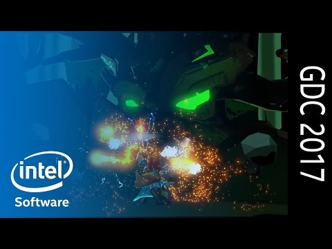 Craft Your Own Spells with Mages of Mystralia | Intel Software