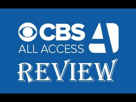 CBS All Access - Roku App Review - How To Use - Is It Worth The Money?