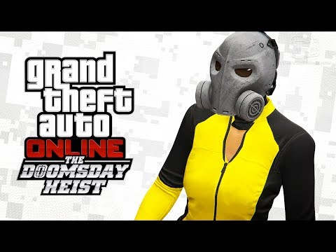 GTA Online - All Clothes, Masks, Tattoos & More [The Doomsday Heist]