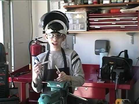 Welding Merit Badge Req 4 - Metal Cutting
