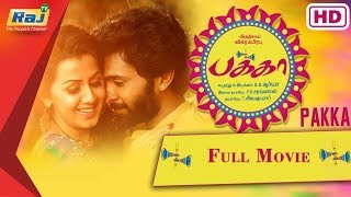 Download Pakka Tamil Full Movie HD | Vikram Prabhu, Nikki Galrani, Bindu Madhavi, Soori | RajTv Video