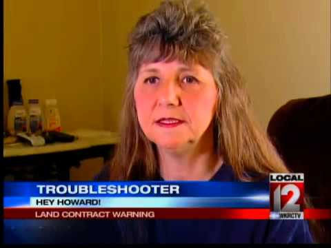 Howard Ain, Troubleshooter:  Land Contract W