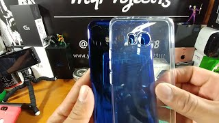 HTC U11 Lightning Knight Clear TPU Case WOW! Protection & Sexy In One.
