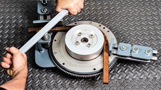 Homemade Roller Bender - Make A Metal Bender