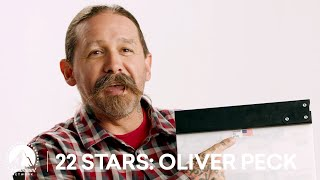 Ink Master's Oliver Peck's Favorite Things | 22 Stars