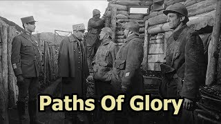 Paths Of Glory - Soldier