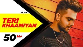 Teri Khaamiyan(Official Video) | AKHIL | Jaani | B Praak |Latest Songs 2018 | New Songs 2018