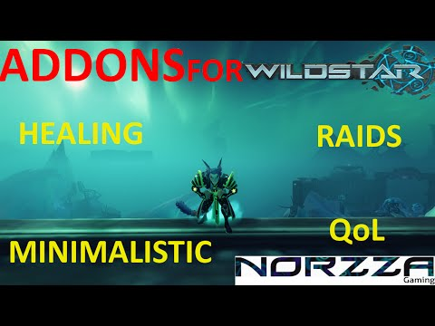 Wildstar: My ADDONS | Healing\Raids