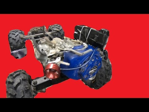Drivetrain Bench Test of the F150 Duromax Gas Powerwheels