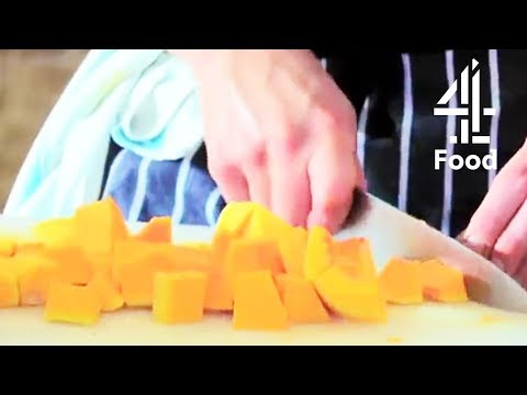 How To | 3 Ways With Butternut Squash | 4Food