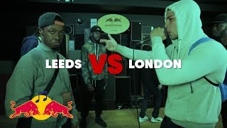 Leeds vs. London | QUARTER FINAL | Grime-A-Side 2016