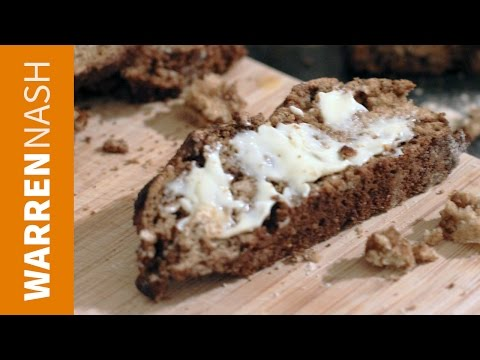 Irish Soda Bread Recipe - Only 15 minutes to prepare - Recipes by Warren Nash