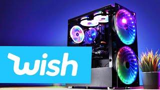 ENDLICH!! Wir testen den WISH.com GAMING PC… #GamingSchrott
