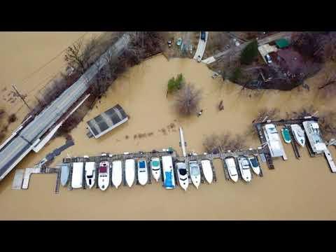Louisville KY 2018 flooding