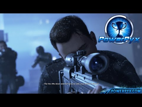 Detroit Become Human - All Connor Endings (I'll Be Back Trophy Guide)