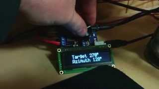 Antenna Tuner with two capacitors controlled by Arduino - PakVim net