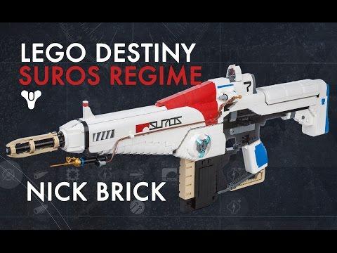 LEGO SUROS Regime - Destiny