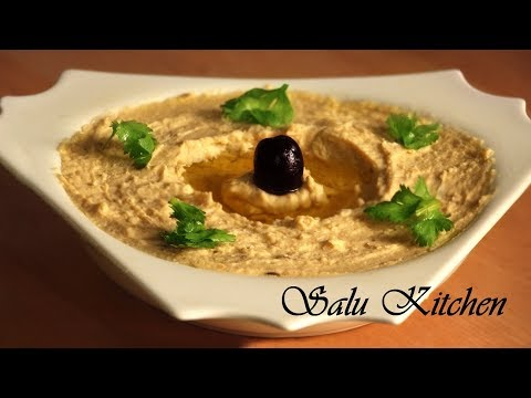 How to make Hummus Dip