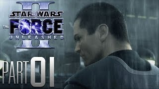 Star Wars The Force Unleashed 2 HD Gameplay Walkthrough Part 1 Lets Play