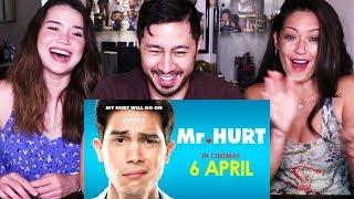 MR HURT | Thai Trailer | Reaction!