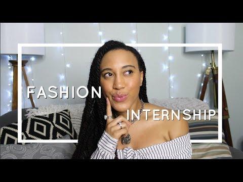 How To Get A Fashion Internship