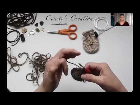 Alpaca/Wool Amulet Pouch Necklace, Medicine Bag, Crystal Pouch, Festival Bag