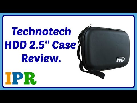 Technotech WD 2.5'' HDD Case Review (india) | Indian Product Reviewer