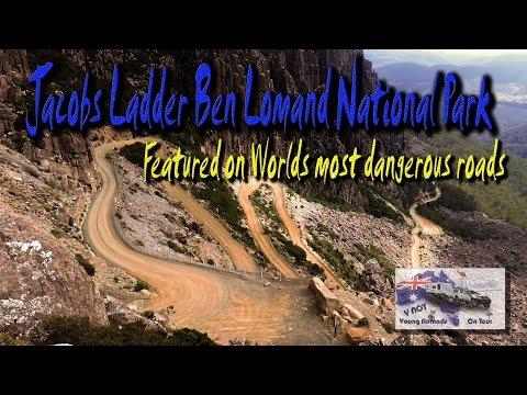 Jacob's Ladder Ben Lomond National park Tasmania