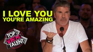 POWERFUL & EMOTIONAL MOMENTS! TRY Not To CRY To These GOLDEN BUZZER AUDITIONS AND MORE