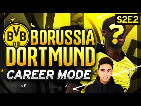 FIFA 16 Dortmund Career Mode - TWO HUGE SIGNINGS! - S2E2