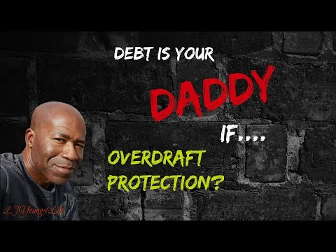 Use overdraft protection?