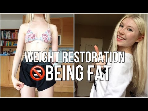 Weight Restoration - Loving Your New Body & Why You're Not Becoming Fat!