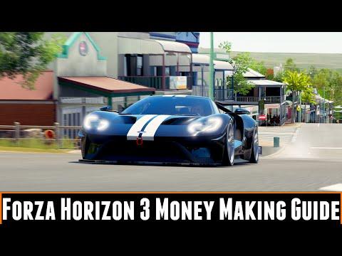Forza Horizon 3 Money Making Guide