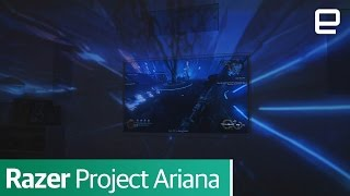 Razer Project Ariana: First Look