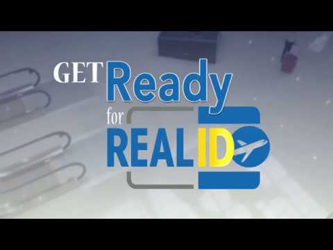 Get Ready for REAL ID