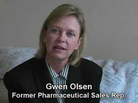 Ex-Pharmaceutical Rep. Speaks Out