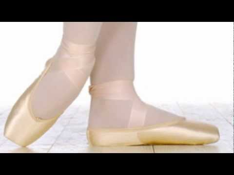 How to clean your ballet shoes