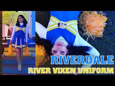 How I Made My River Vixens Uniform | Riverdale
