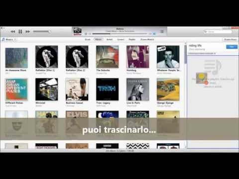 TUTORIAL: creare/burning mp3 CDs with itunes