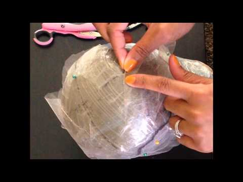 How to Make a Lace Frontal Base