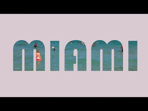 iMovie: Video Inside Text Effect