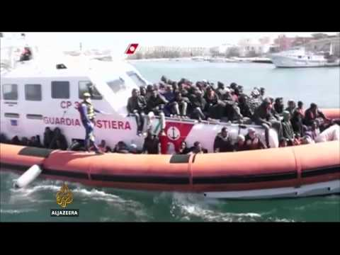 Italy calls on EU to address boat migration